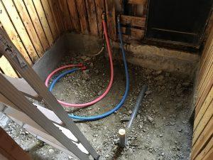 久留米市マンションのお風呂取替え工事