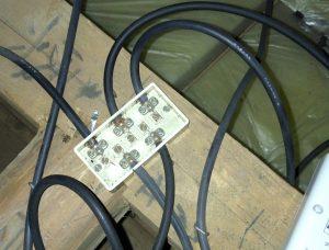 [北野町]電気工事:テレビの写りが悪い場合
