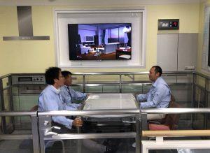 福岡市防災センターにて防災訓練を行いました