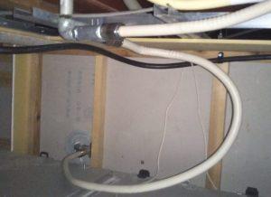 [久留米市]ガス衣類乾燥機用のガス配管工事